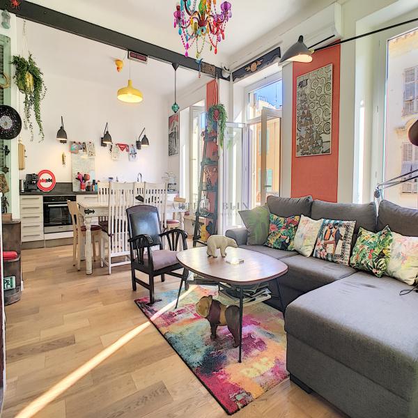 Offres de vente Appartement Nice 06300